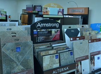 LVT Armstrong and Alterna Flooring